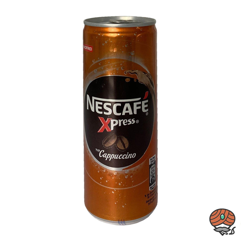 Nescafé Xpress Typ Cappuccino, 250 ml Dose