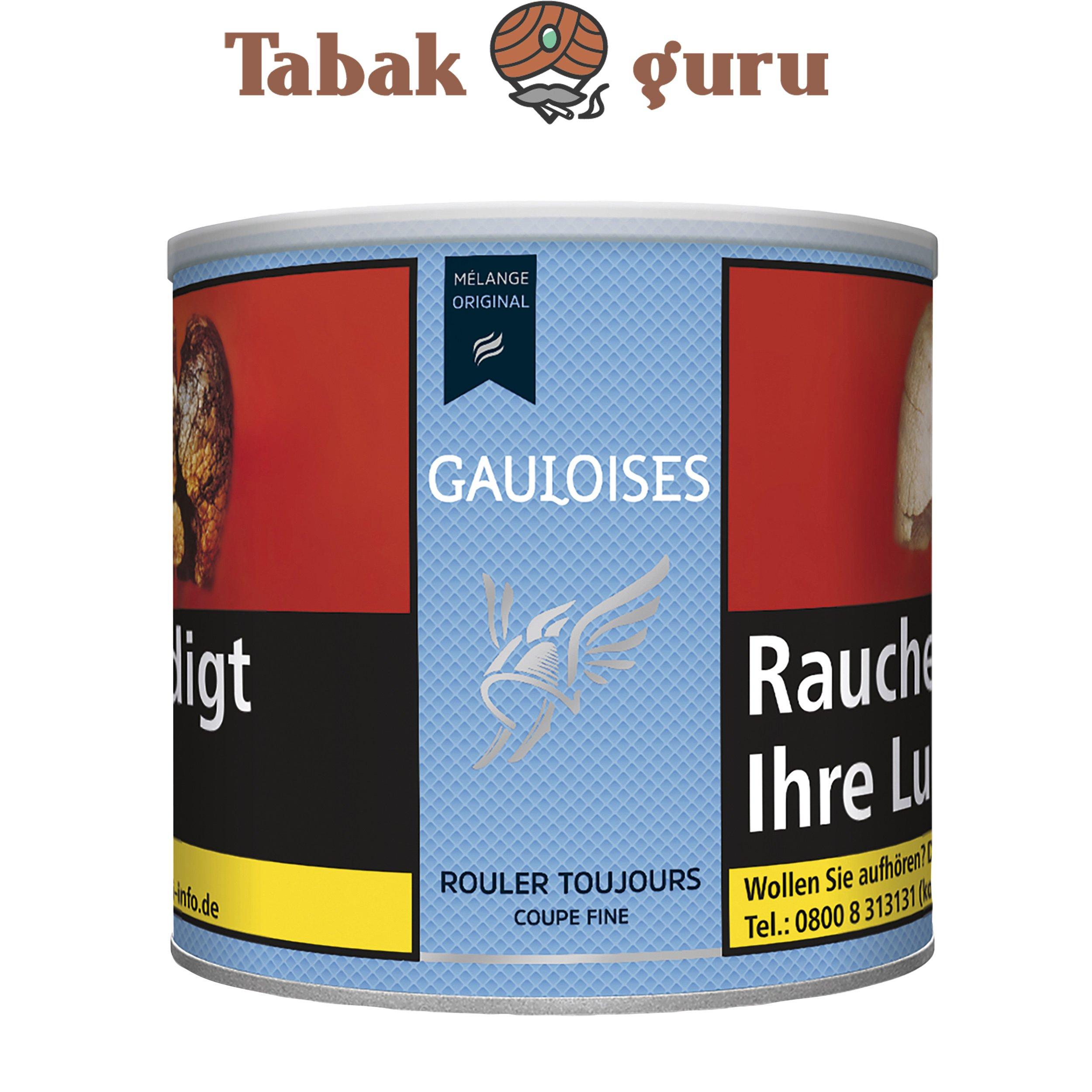 Gauloises Melange Original Drehtabak 100 g Dose