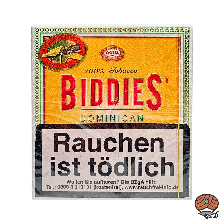 Agio Biddies Dominican Zigarillos - 20 Stück