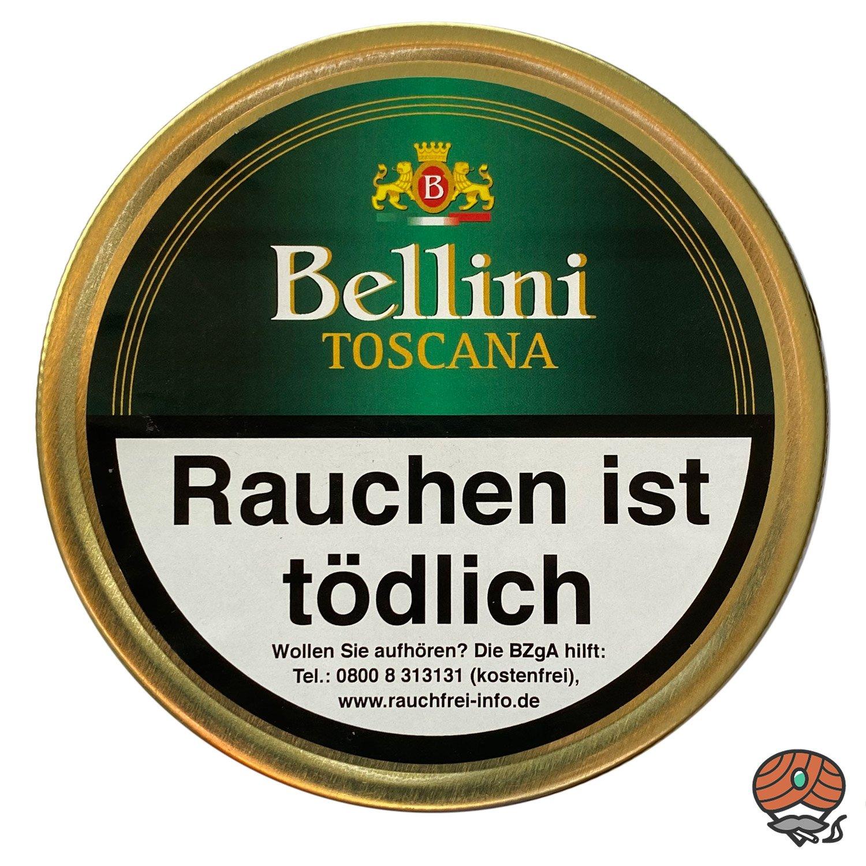Bellini Toscana Pfeifentabak 50 g Dose