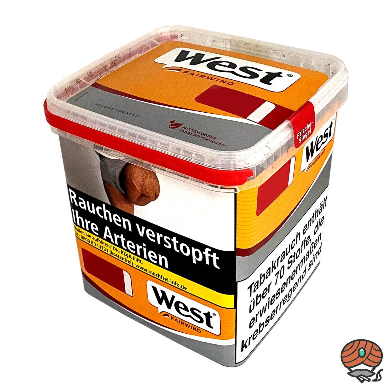 West Yellow Fairwind Tabak / Volumentabak 310 g Box