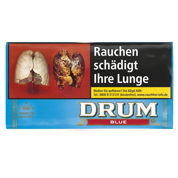 Drum Halfzware 3ßg Pouch Drehtabak