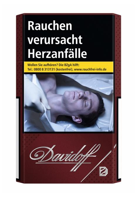 Davidoff Classic Zigaretten 20 Stück