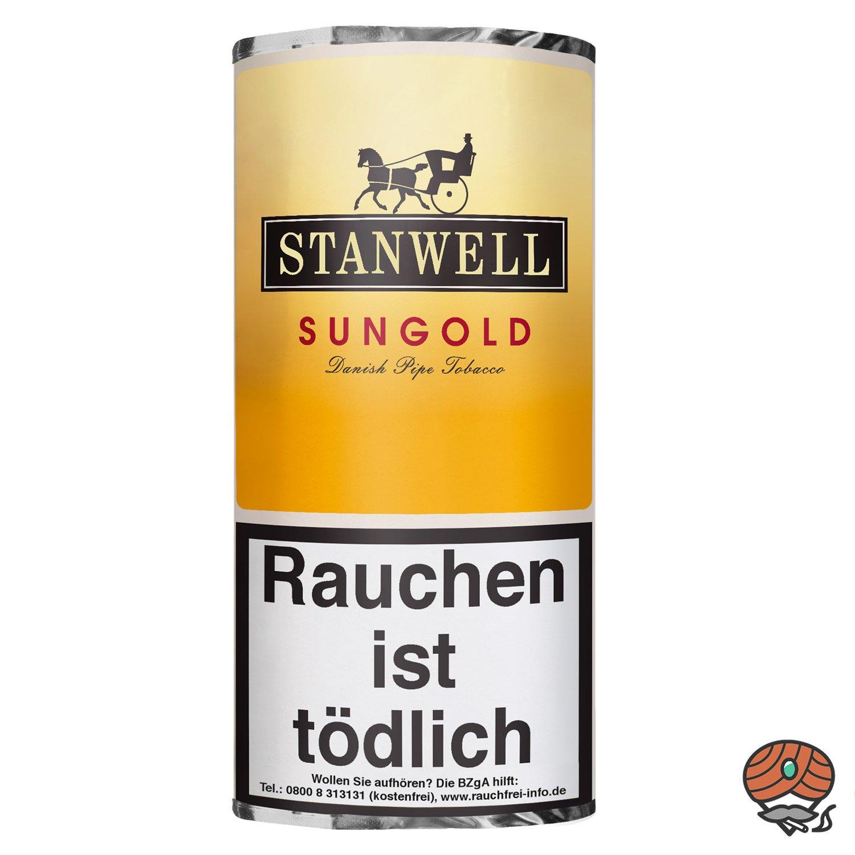 Stanwell Sungold Pfeifentabak 40g Pouch / Beutel