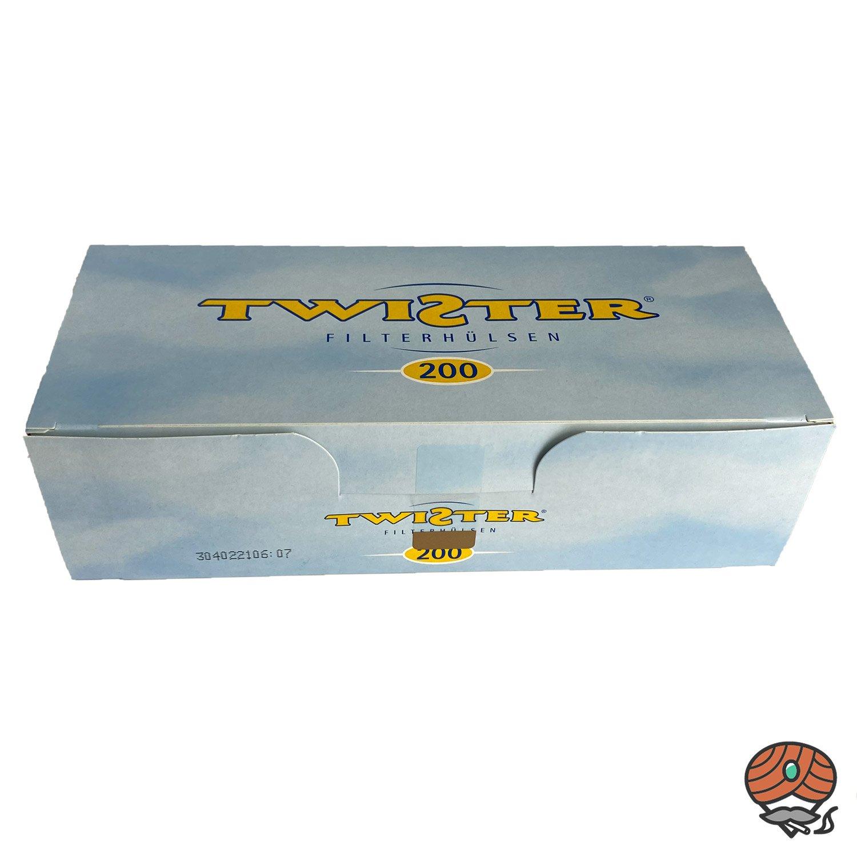 200 Twister Filterhülsen