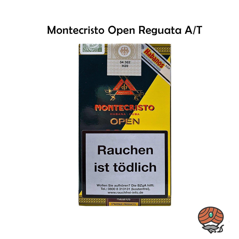 Montecristo Open Regata Habana Cuba Zigarren 3er Pack