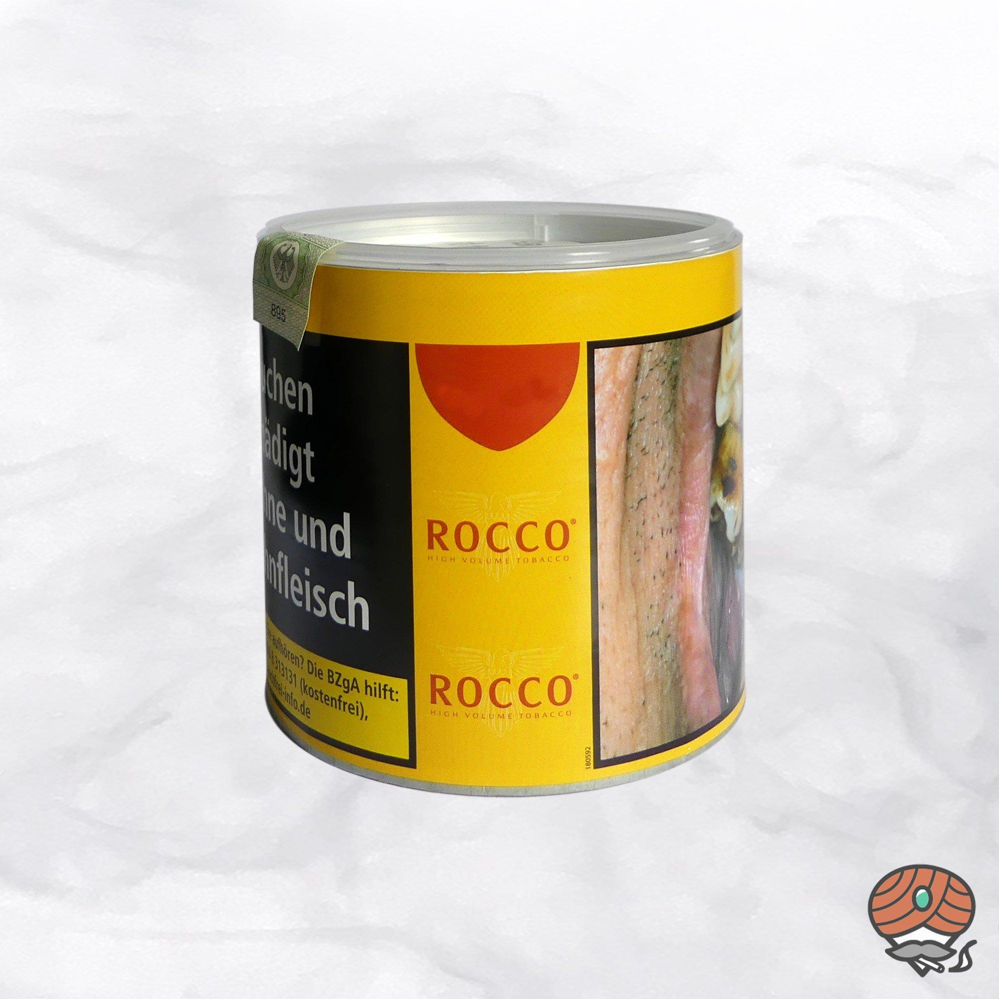 ROCCO Tabak / Volumentabak Gelb Dose 35 g