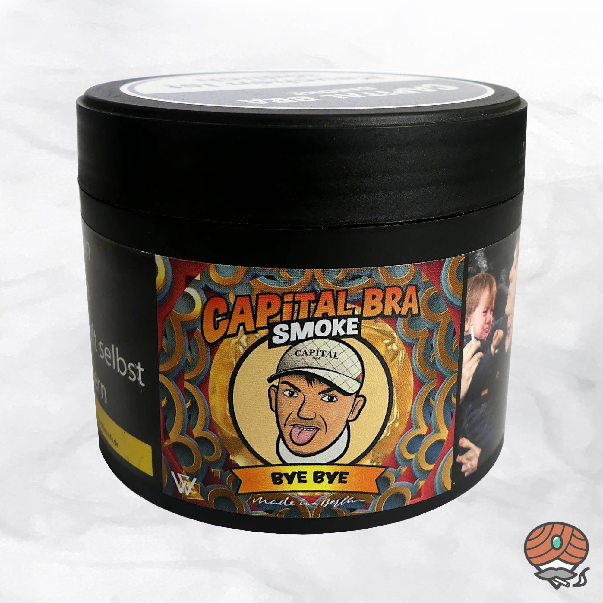 Capital Bra Smoke Shisha Tabak - Bye Bye 200g
