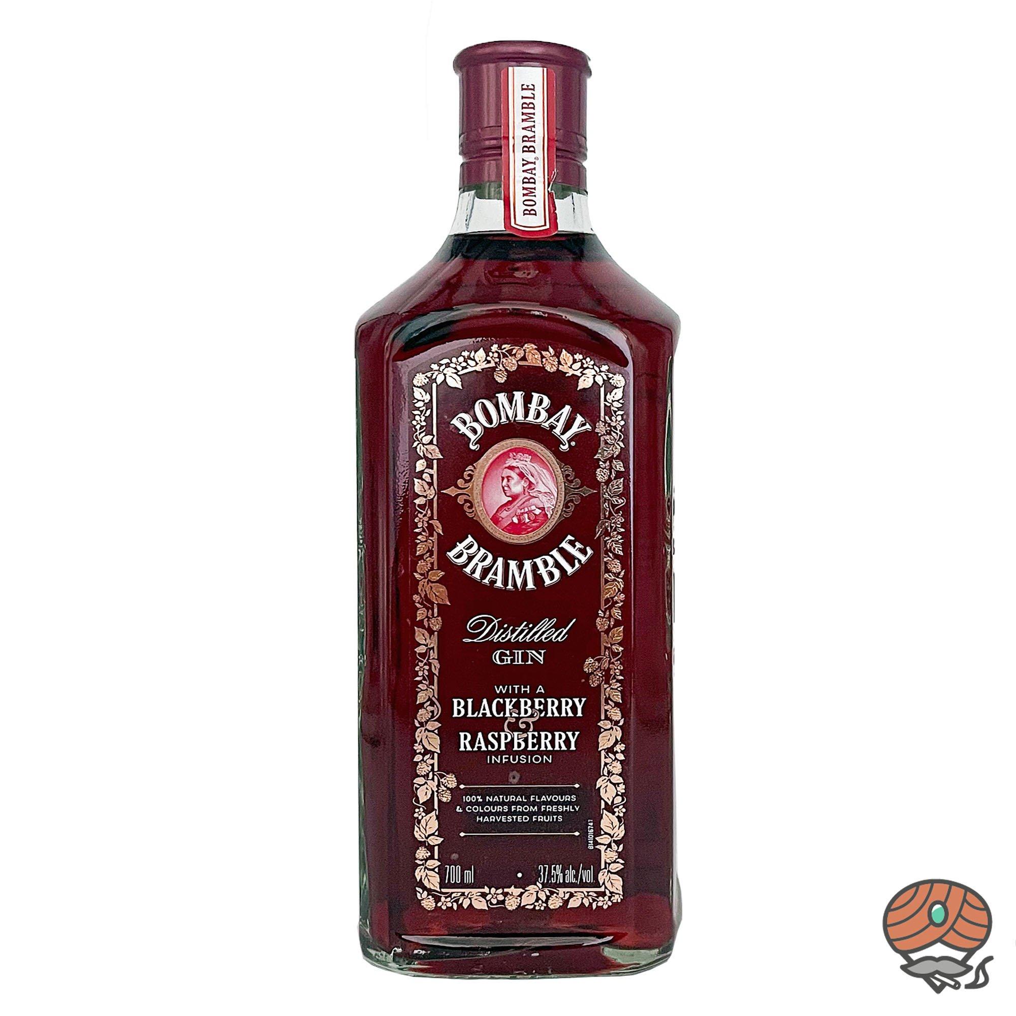 Bombay Brambie Gin mit Brom- und Himbeeren alc. 37,5 Vol.-% 0,7l Flasche