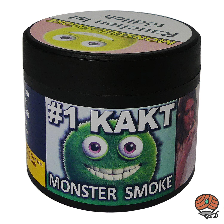 Monster Smoke #1 KAKT 200 g - Shisha Tabak