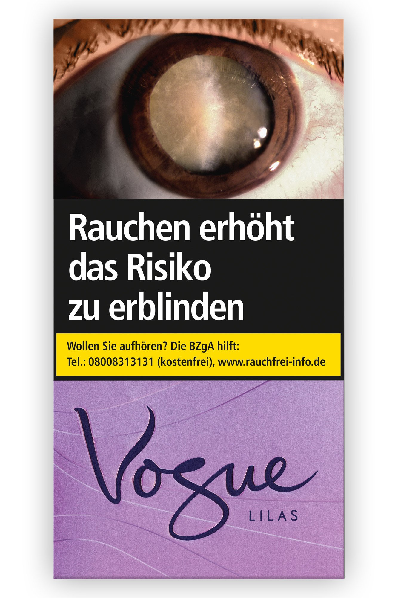 Vogue Lilas Zigaretten Inhalt  á 20 Stück