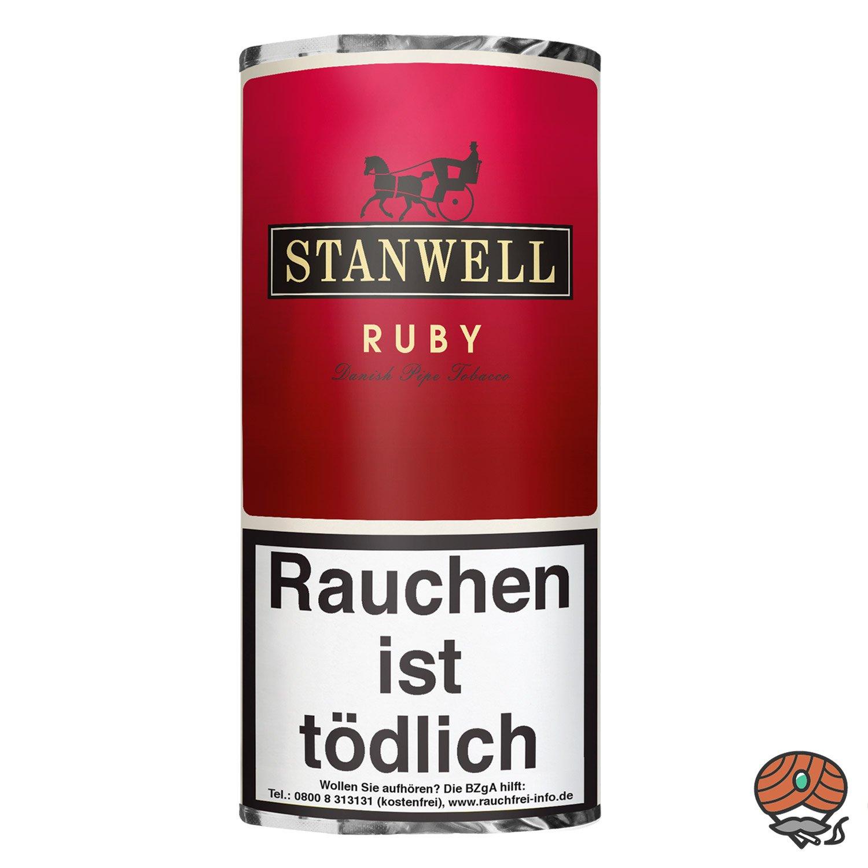 Stanwell Ruby Pfeifentabak 40g Pouch / Beutel