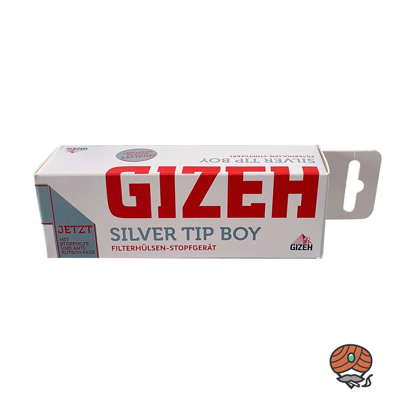 Gizeh Silver Tip Boy Zigarettenstopfer