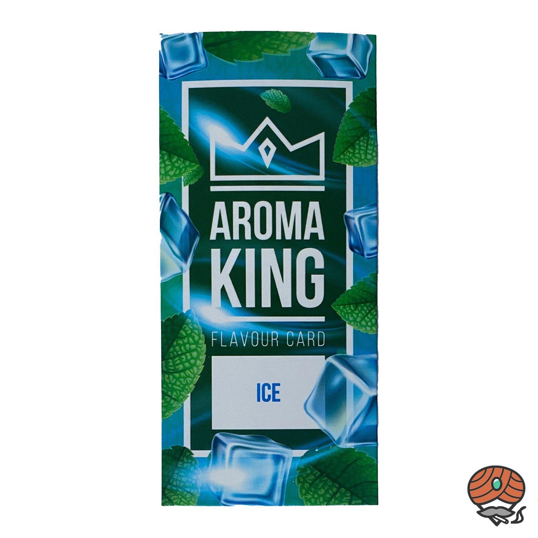 Aromakarte ICE von Aroma King - Aroma für Tabak & Zigaretten