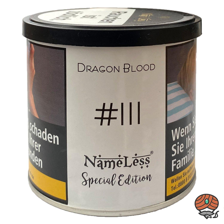 NameLess Dragon Blood - #111 - 200 g Shisha Tabak