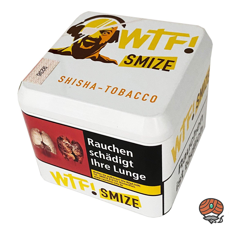 WTF! Shisha Tabak SMIZE (Kokonuss, Ananas) 200 g