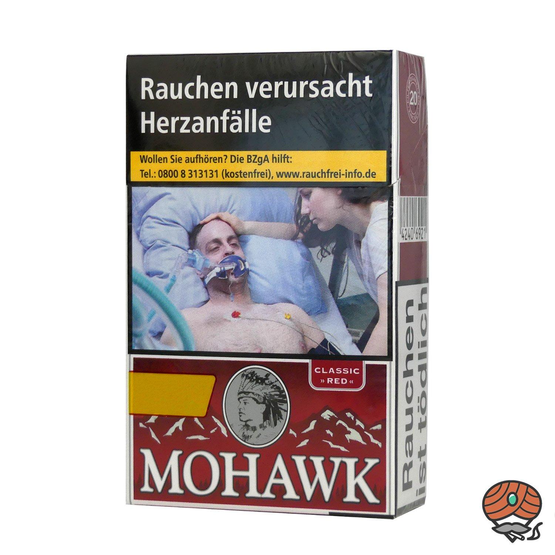 Mohawk Classic Red Filterzigaretten