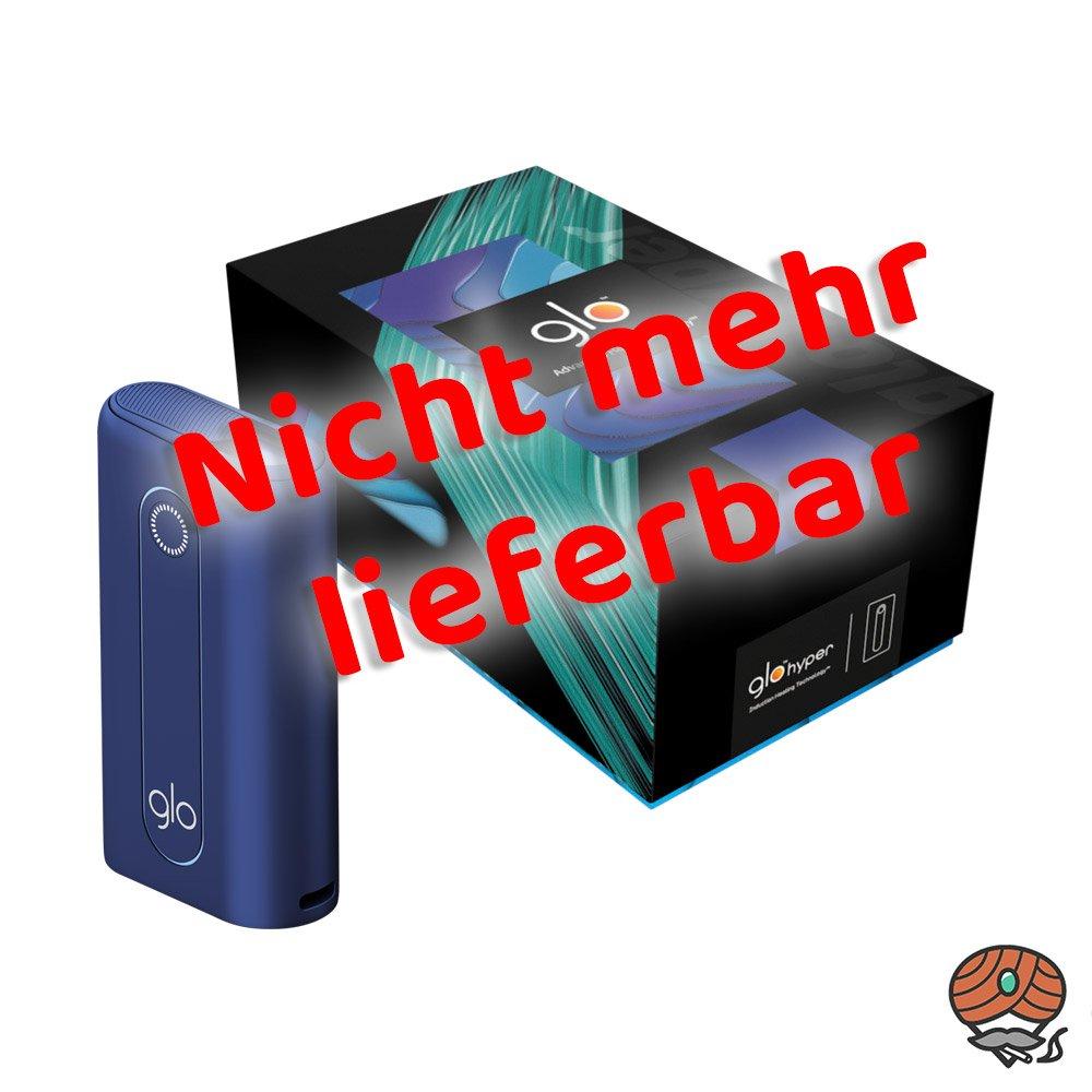 GLO Erhitzer / Heater BLAU + 4 x Neo Sticks gratis (bei Registrierung)