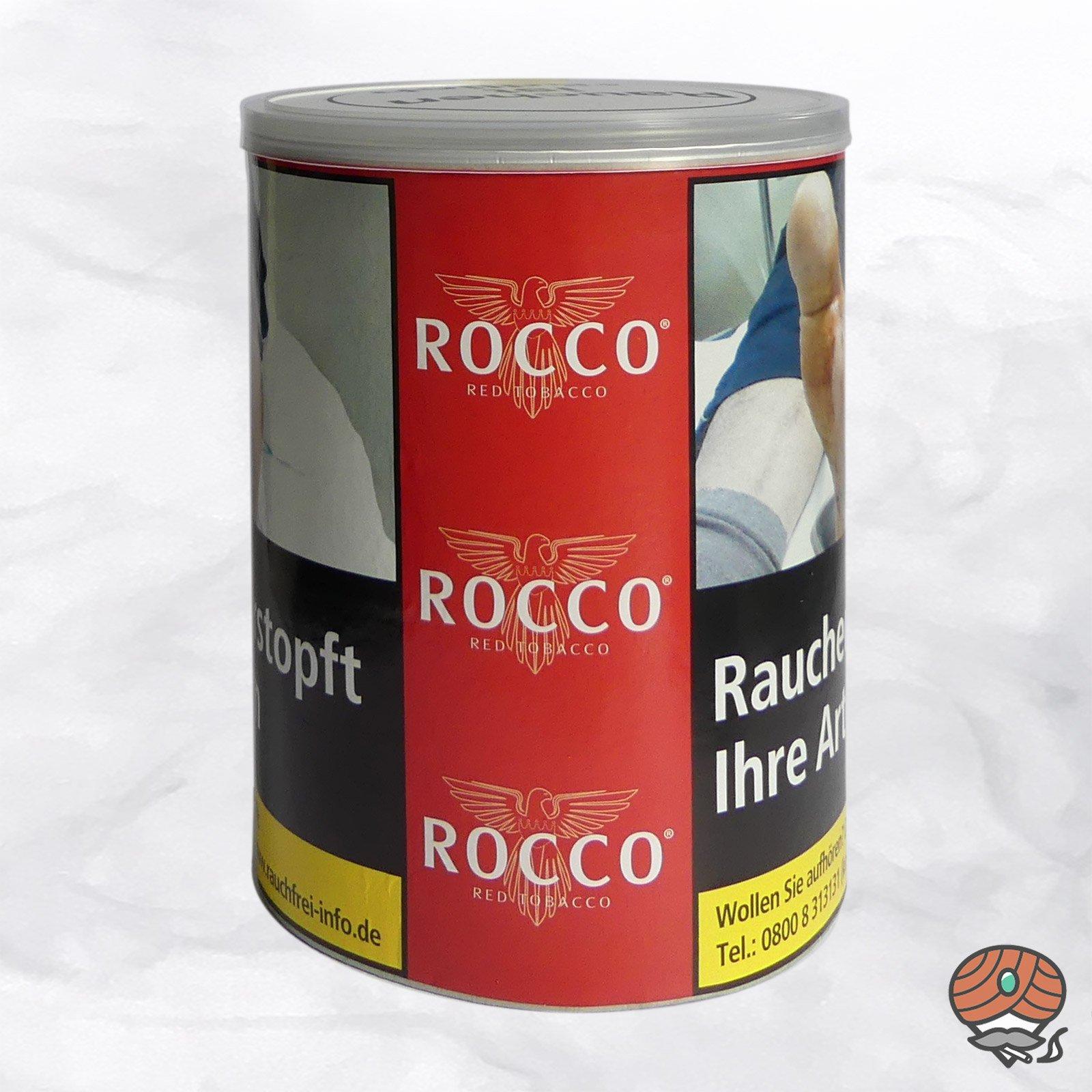 ROCCO Red Tobacco Drehtabak 130 g Dose
