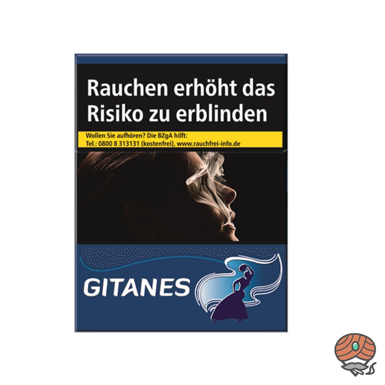 Gitanes Zigaretten ohne Filter 20 Stück