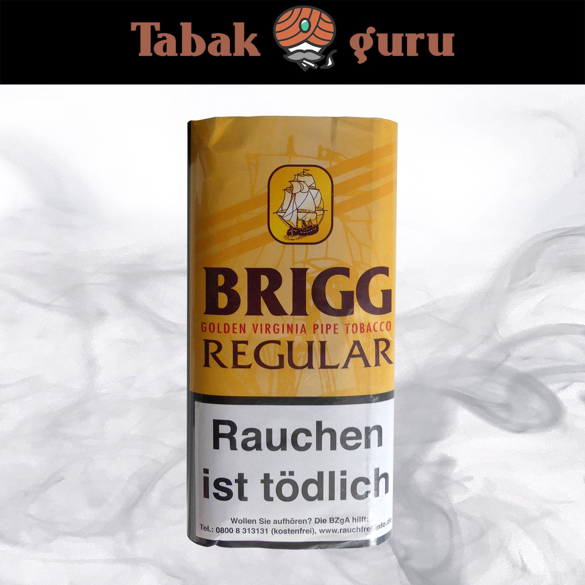 Brigg Regular Pouch 40g Pfeifentabak
