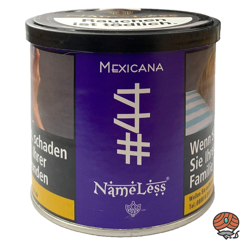 NameLess Mexicana - #44 - 200 g Shisha Tabak