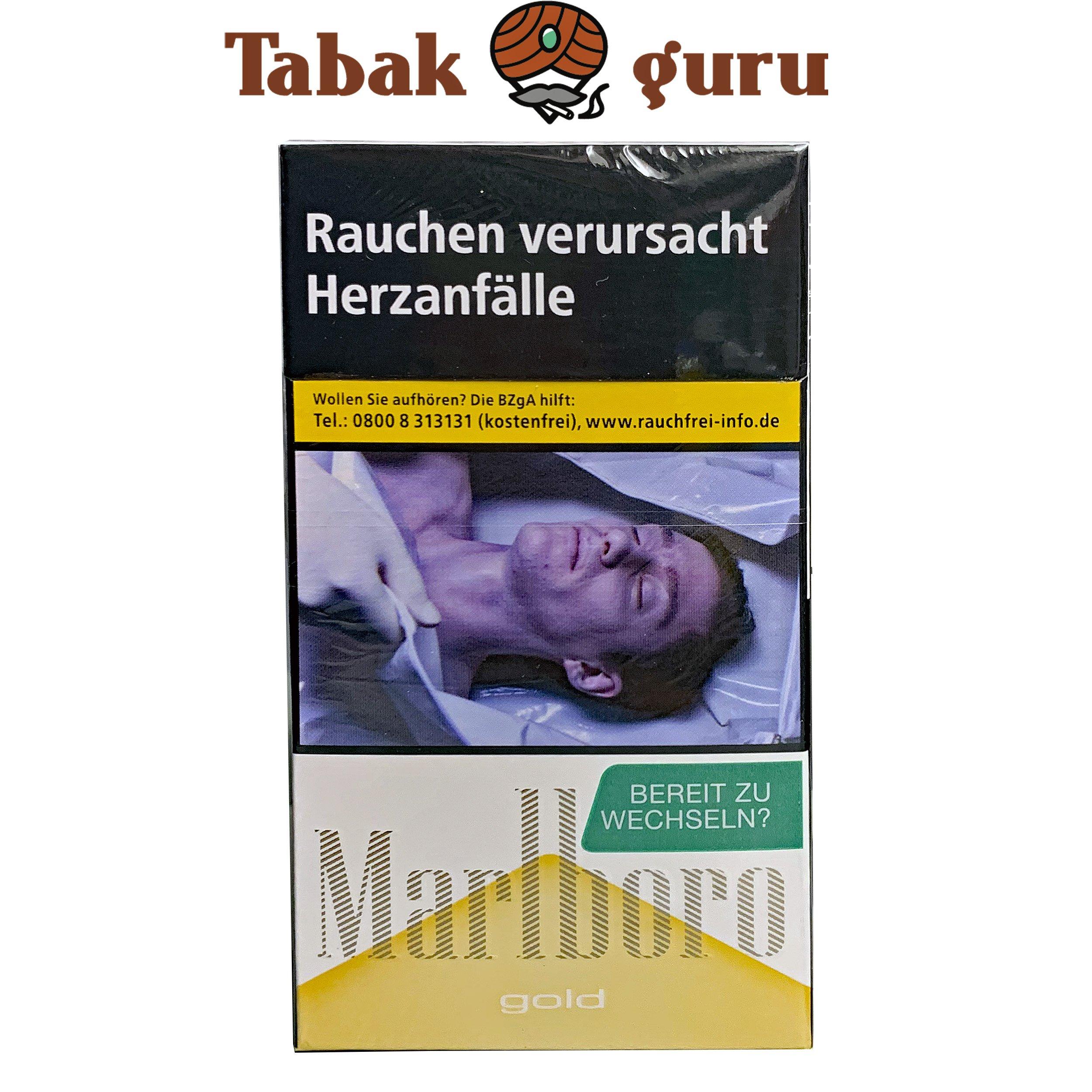 Marlboro Gold Long Zigaretten 20 Stück