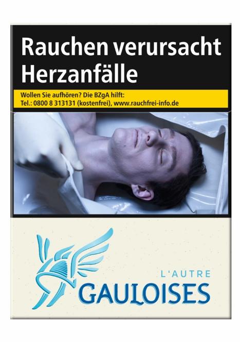 Gauloises L´autre Zigaretten 20 Stück
