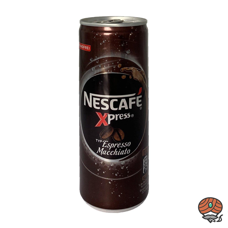 Nescafé Xpress Typ Espresso Macchiato, 250 ml Dose