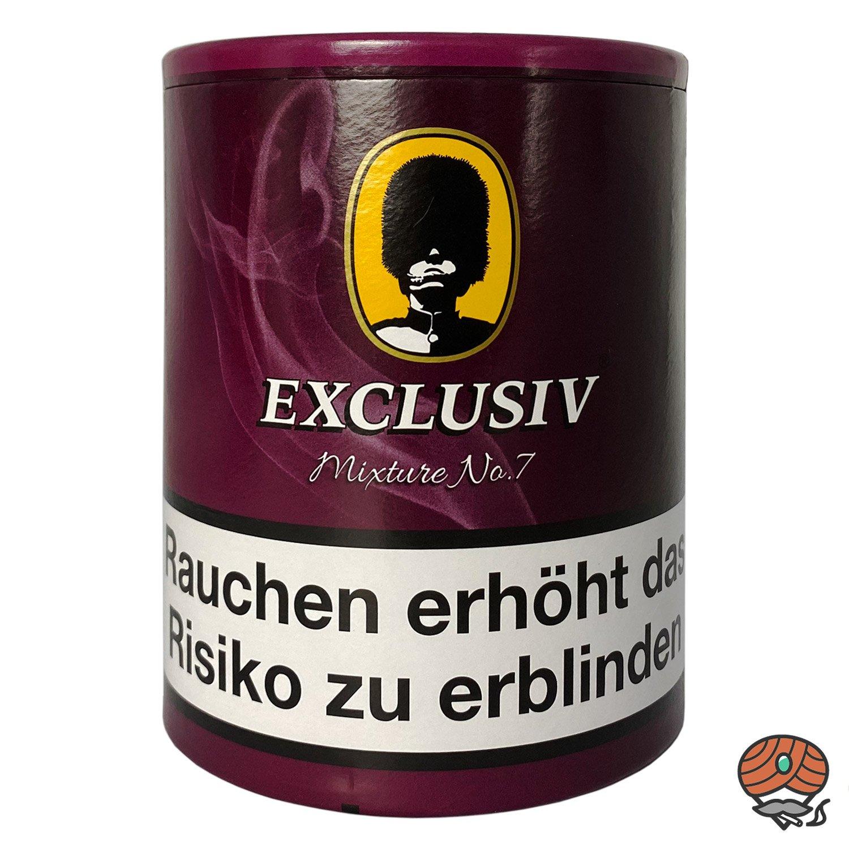 EXCLUSIV Mixture No. 7 Pfeifentabak 200g Dose