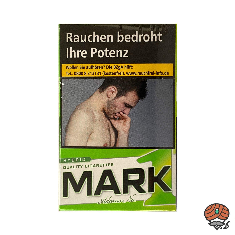 Mark Adams No. 1 / Mark1 HYBRID Zigaretten - 20 Stück