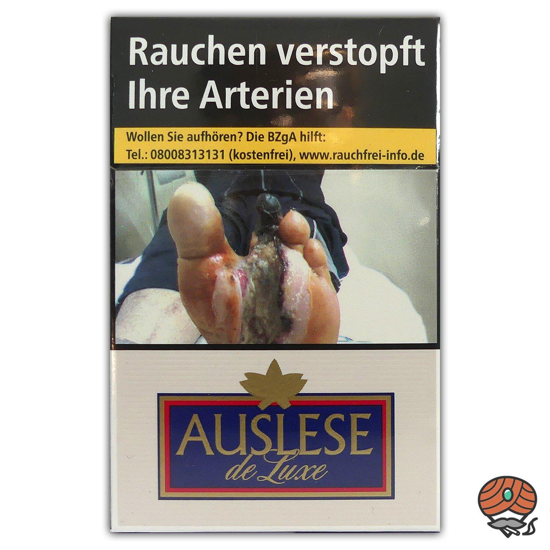 AUSLESE de Luxe Filterzigaretten - 20 Zigaretten