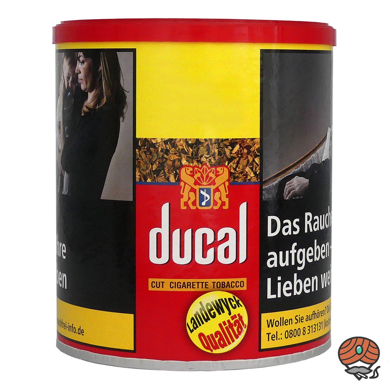 Ducal Cut Tobacco Zigarettentabak 63g Dose