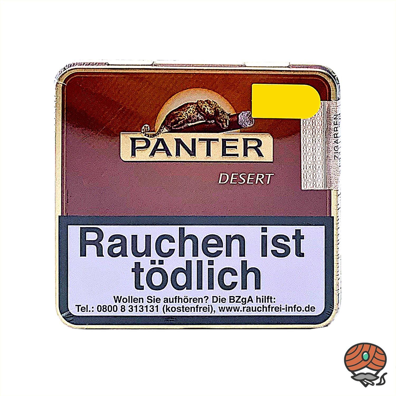 Panter Desert Zigarillos 20 Stück