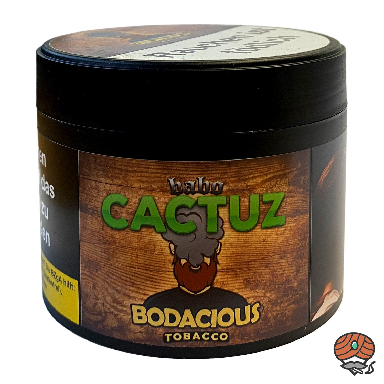 BODACIOUS Tobacco babo CACTUZ 200 g - Shisha Tabak