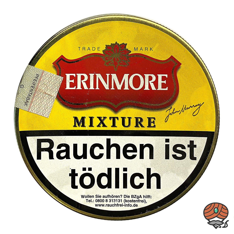 Erinmore Mixture Pfeifentabak 50 g Dose