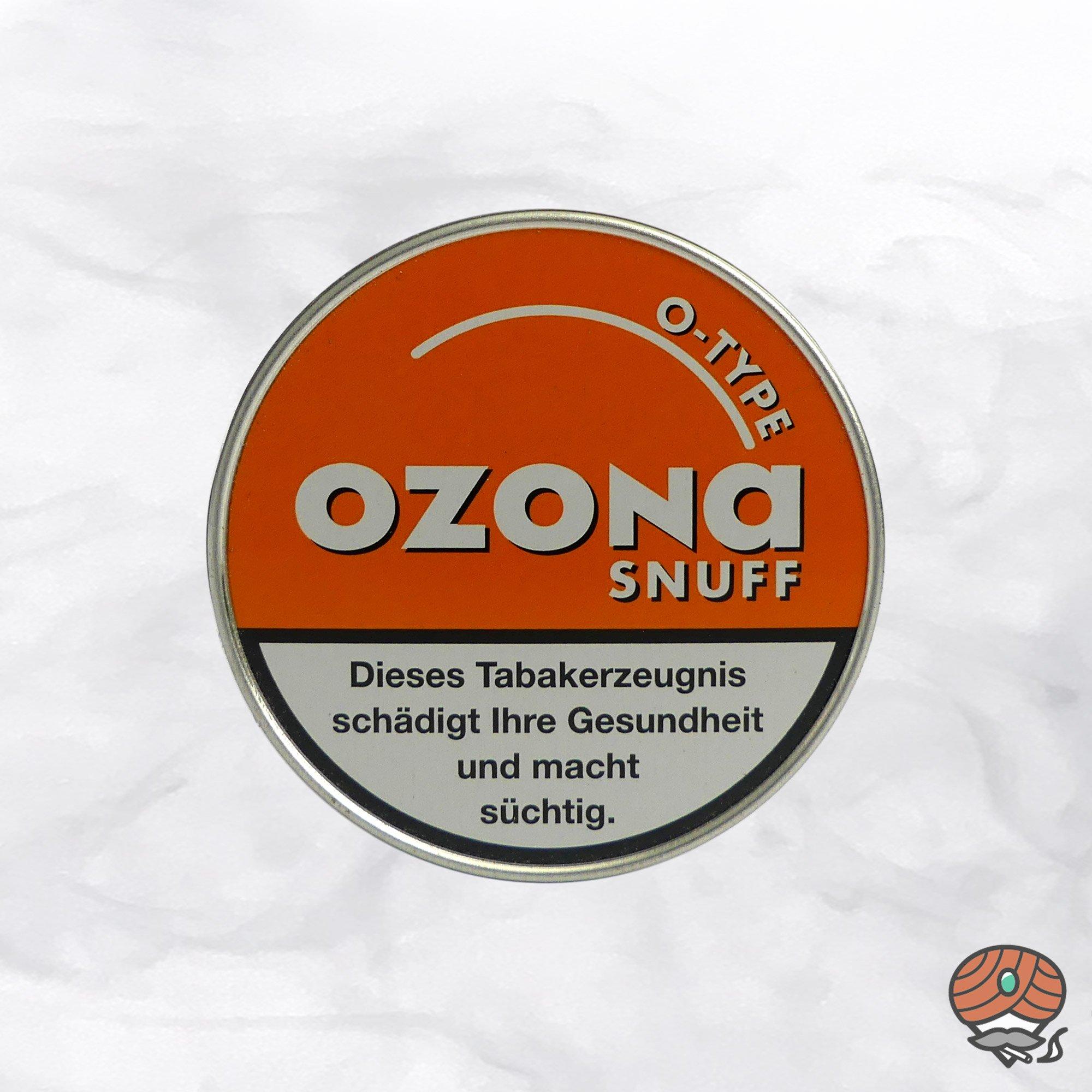 Ozona O-TYPE Snuff Schnupftabak 5g - Orange