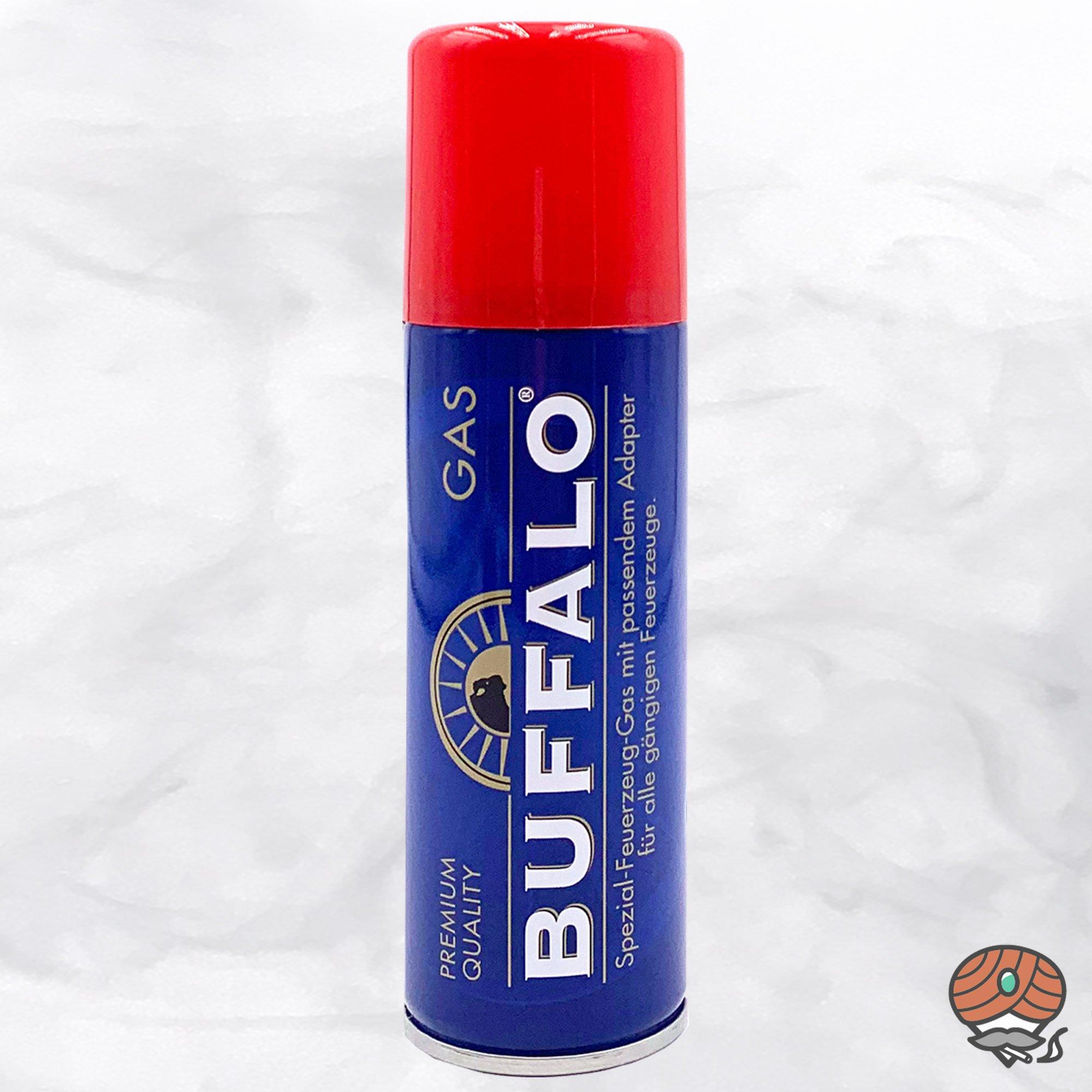 Buffalo Feuerzeuggas  Inhalt 100 ml