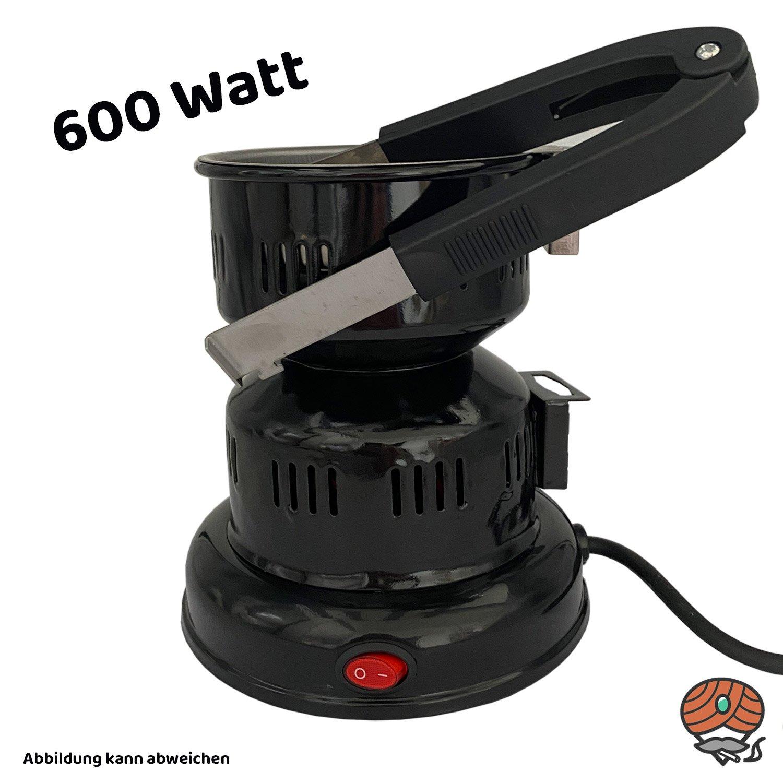 Elektrischer Shisha Kohleanzünder 600 W