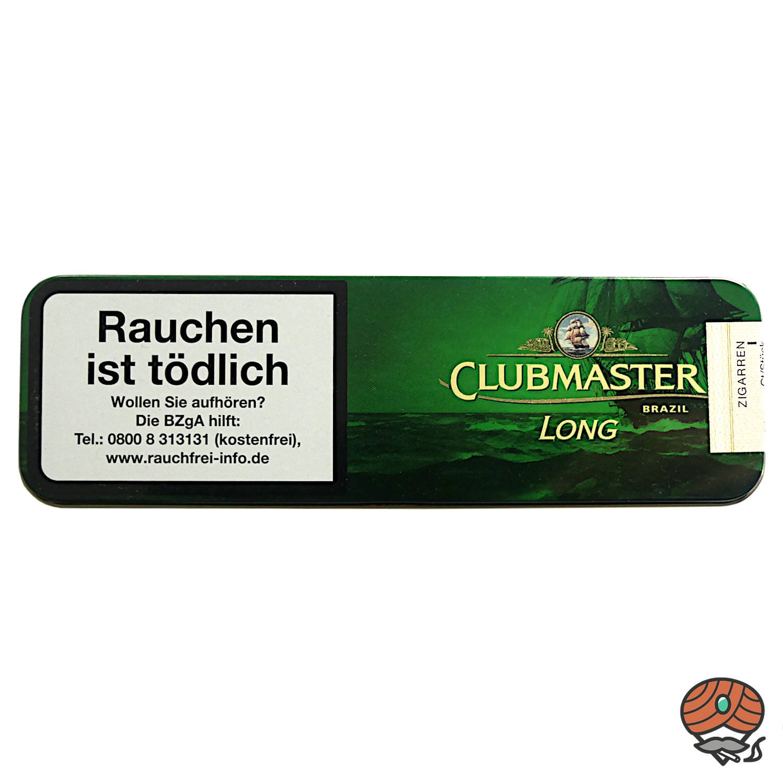 Clubmaster Long Brazil No. 174 Zigarillos 10 Stück