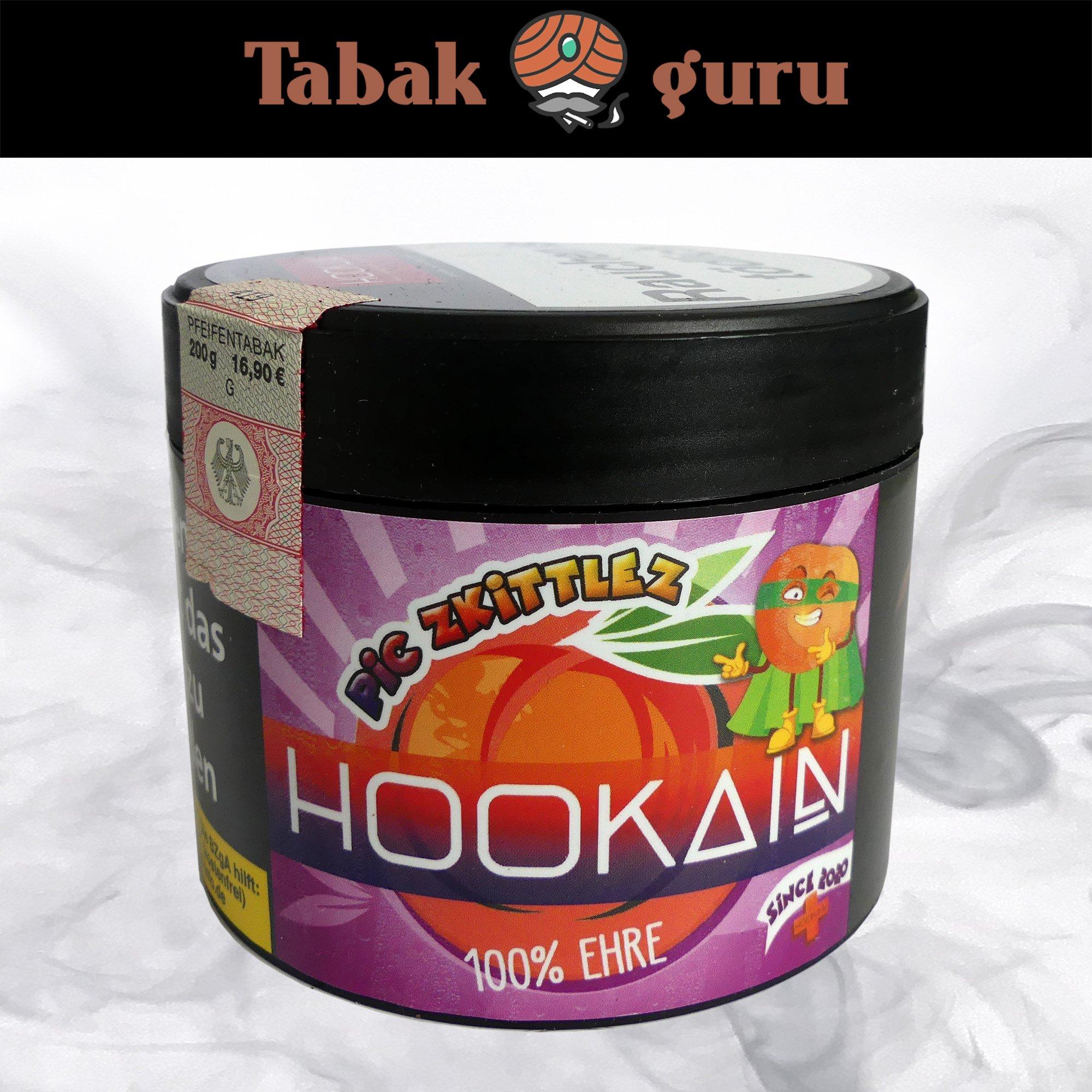 Hookain Pic Zkittlez 200g - Shisha Tabak