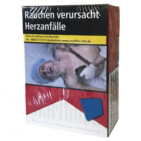 Marlboro Red XL 25 Zigaretten