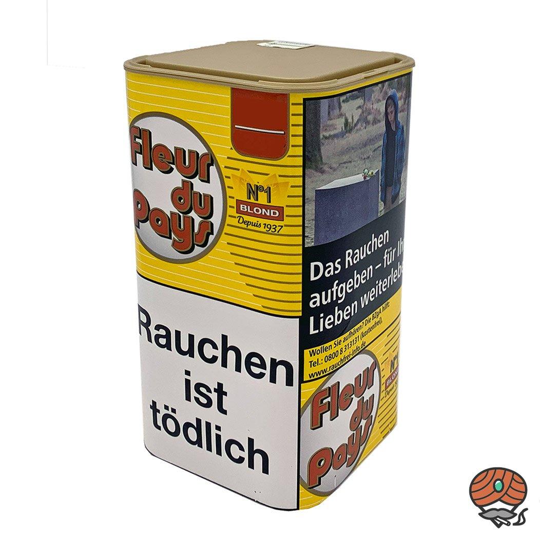 Fleur du Pays No 1 Blond Zigarettentabak / 150g Feinschnitt-Tabak