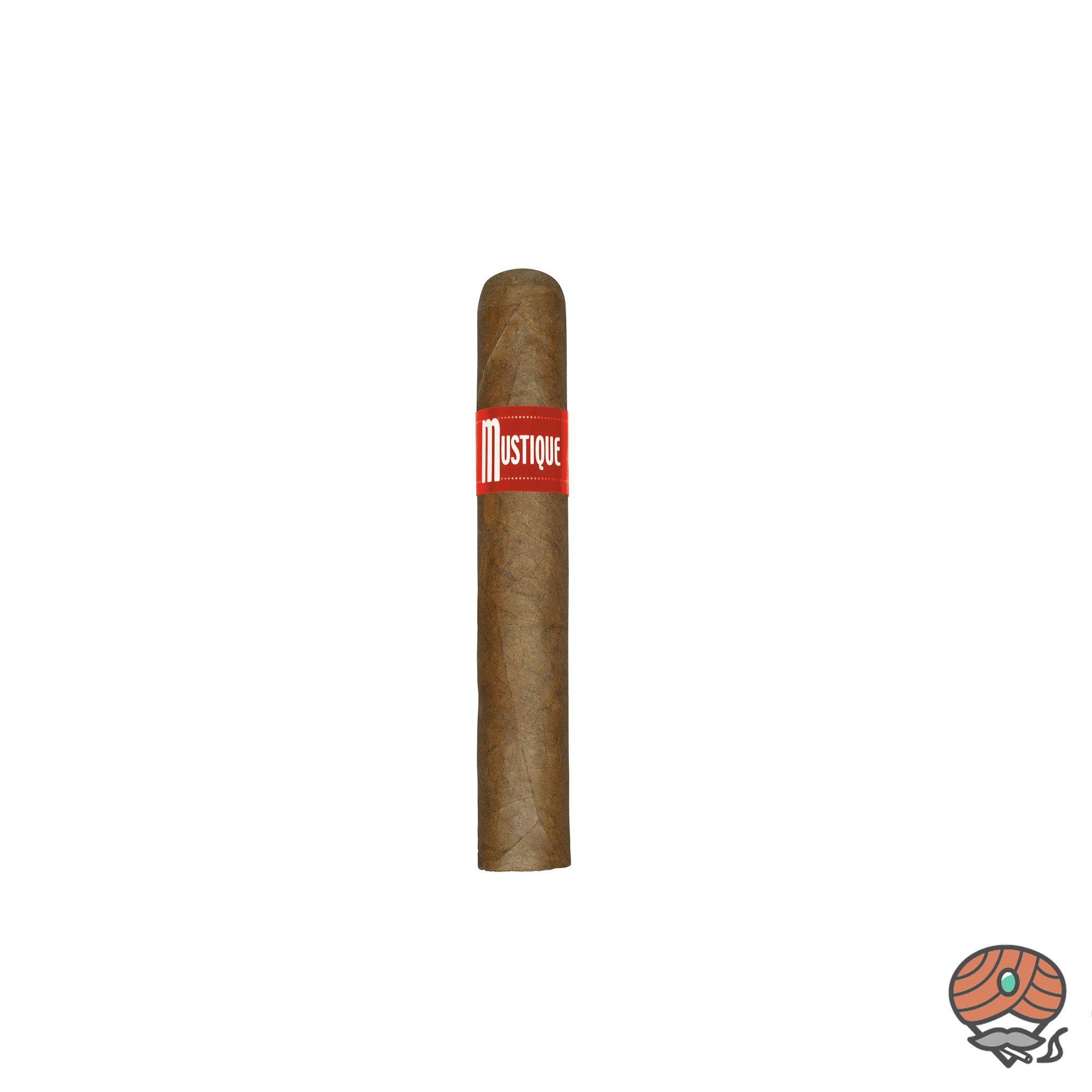 Mustique Red Robusto Zigarre Dominikanische Republik