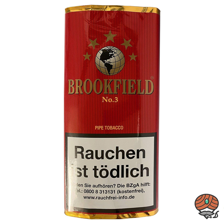 Brookfield No. 3 Pfeifentabak 50g Pouch (ehem. Cherry Blend)