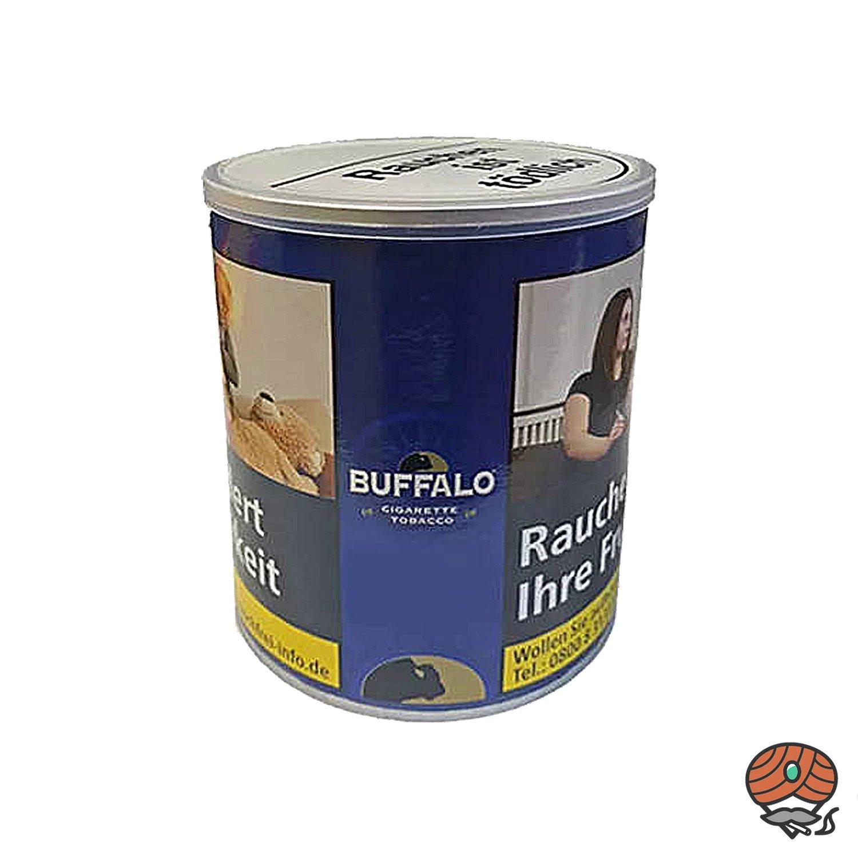 Buffalo Blue / Blau Feinschnitt Zigarettentabak / Drehtabak 150g Dose