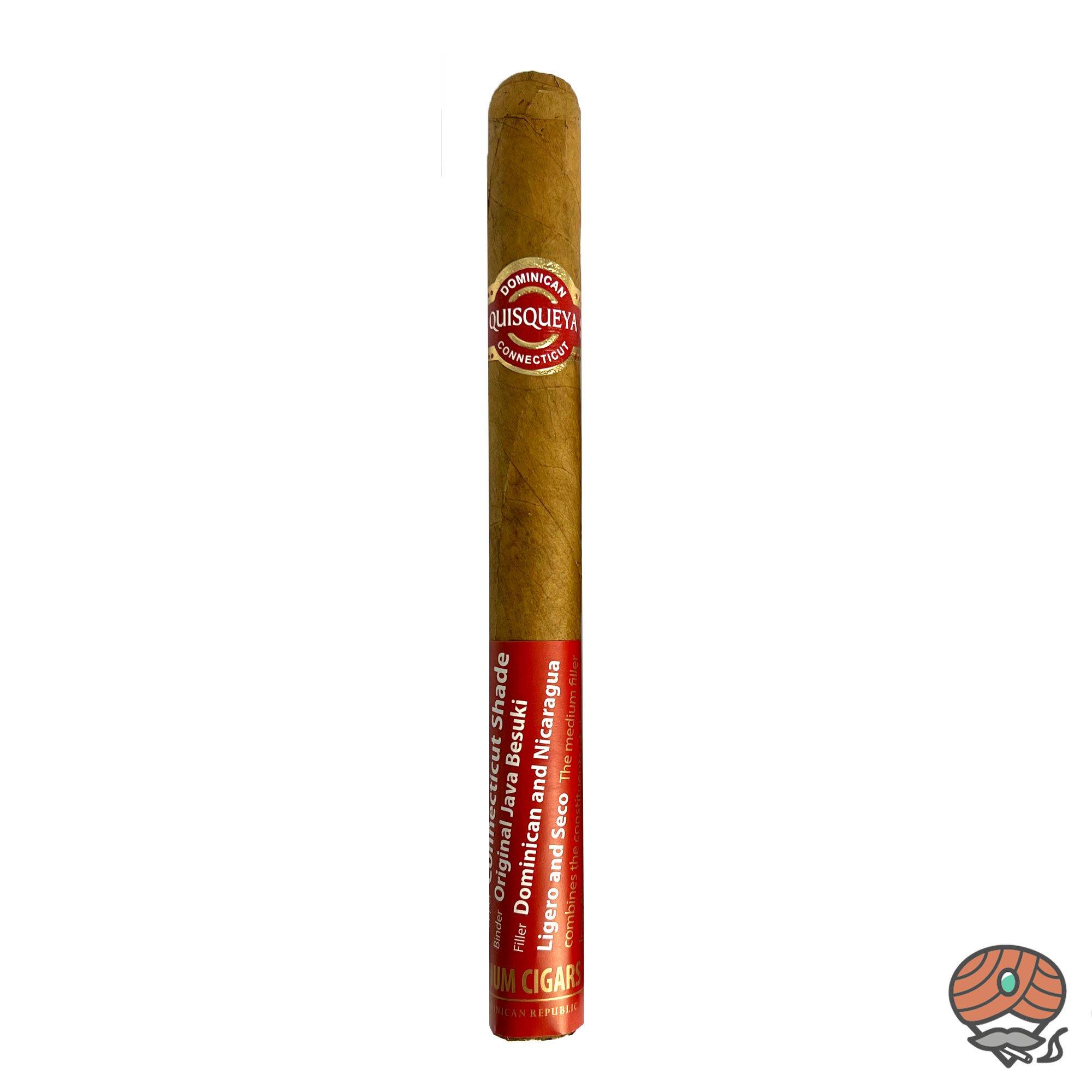 Quisqueya Connecticut Churchills Zigarre Dominikanische Republik
