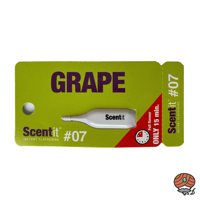 Scentit #7 GRAPE Aroma - Instant Flavouring - flüssig
