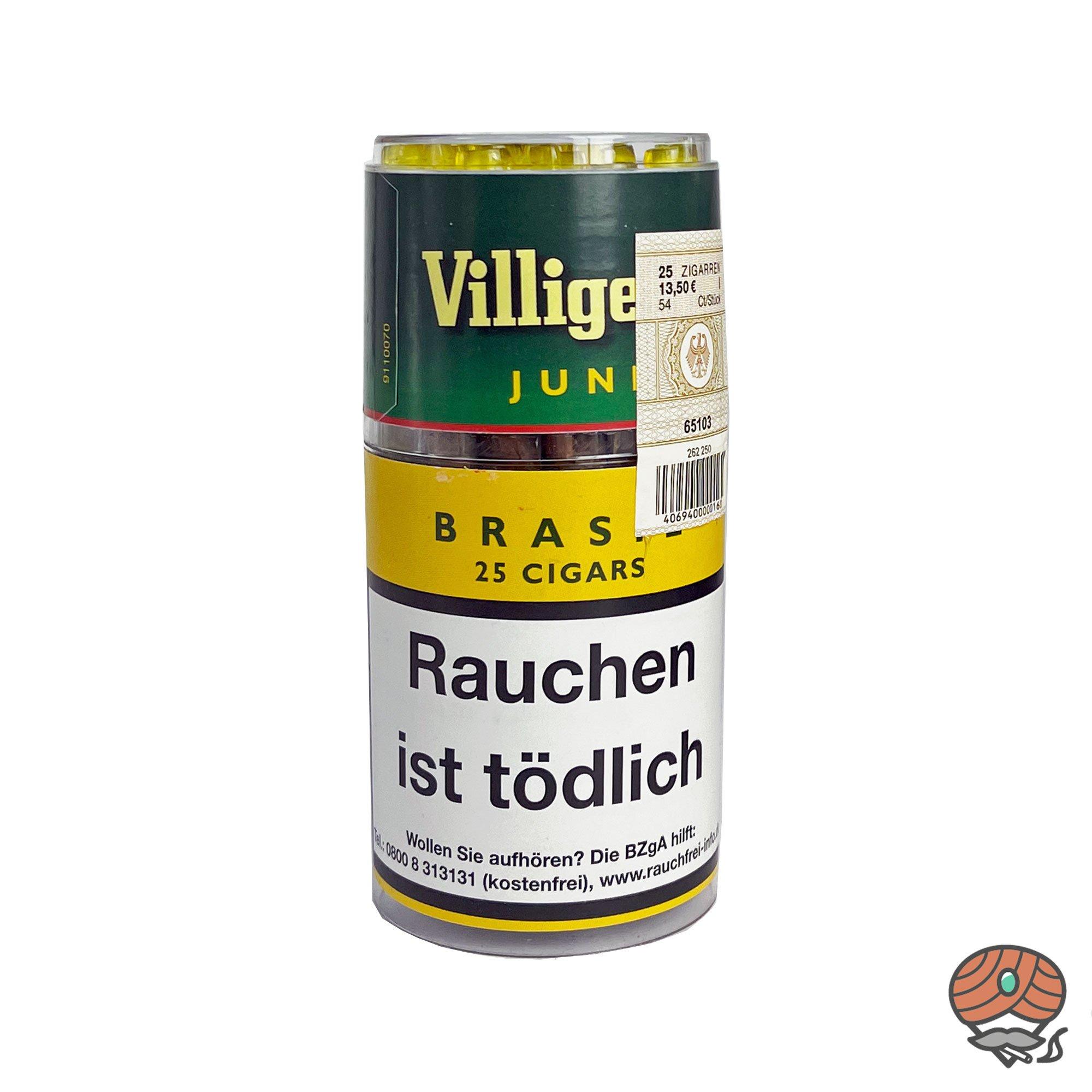 Villiger Kiel Junior Brasil Zigarillos Inhalt 25 Stück