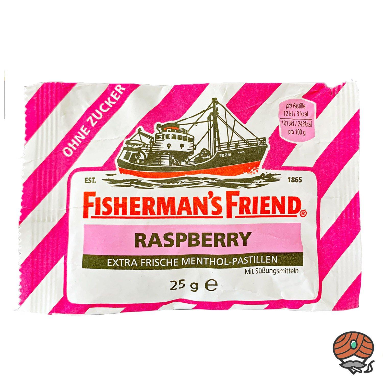 Fisherman`s Friend Menthol-Pastillen Raspberry - Himbeere